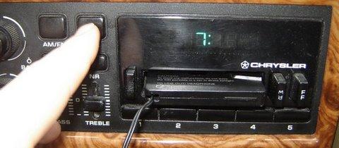 Chrysler Clock 3b